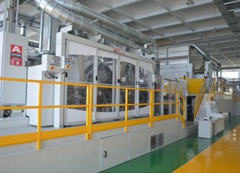 Feeding and Carding Machine
